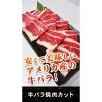 雅虎商城 - 牛バラ焼肉カット(500g)