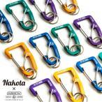 nakota×AS2OV ナコタ アッソブ DOUBLE FOOK CARABINER ダブルフックカラビナ キーホルダー キーリング メンズ レディース プレゼント ギフト