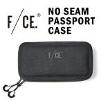 F/CE. (エフシーイー) NO SEAM PASSPORT CASE ノーシーム パスポートケース F1602DR00071 完全防水 CORDURA NYLON  旅行