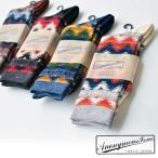 ANONYMOUS ISM(アノニマスイズム)ウィグワムJQクルーソックス 靴下 メンズ 日本製