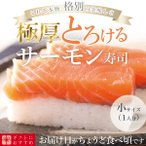 サーモン寿司 小サイズ