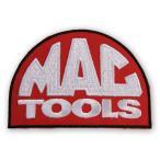 【ワッペン】MACTOOLS(マックツール) ロゴ ワッペン(MACTOOLS Patch)