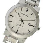 バーバリー BURBERRY ザ シティ THE CITY クオーツ メンズ 腕時計 BU9900 ホワイトシルバー