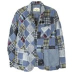 Engineered Garments(エンジニアードガーメンツ) BEAMS PLUS別注 パッチワークジャケット