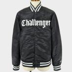 CHALLENGER スタジャン ブラック XLサイズ【mar27】