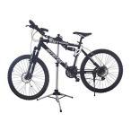 自転車スタンド 室内保管でも床が汚れない 3点式  ツール クロスバイク MTB ロード ピスト ミニベロ の 車体 展示 整備 修理 収納 ディスプレイ