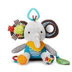 今日からお友達 ベビー & キッズ 音が鳴る 人形 仕掛け 知育 遊具 子供 赤ちゃん おもちゃ ゾウ