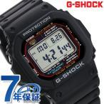 11日は+15倍でポイント最大21倍 G-SHOCK 電波 ソーラー CASIO デジタル 腕時計 GW-M5610-1ER カシオ Gショック ジーショック ブラック