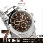 スイスミリタリー エレガント・クロノ 限定モデル ML368 メンズ 腕時計 クオーツ