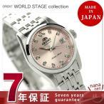 28日は+10倍でポイント最大34倍 オリエント 自動巻き ワールドステージコレクション WV0551NR レディース 腕時計