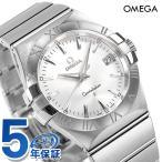 22日までエントリーで最大19倍 オメガ OMEGA メンズ 腕時計 コンステレーション デイト クオーツ 123.10.35.60.02.001 新品