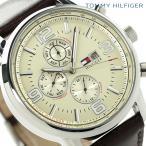 ショッピングTOMMY トミー・ヒルフィガー マルチカレンダー メンズ 腕時計 1710337