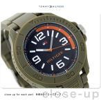 ショッピングTOMMY トミー・ヒルフィガー クオーツ メンズ 腕時計 1790943