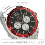 ショッピングTOMMY トミー・ヒルフィガー マルチファンクション メンズ 腕時計 1791122