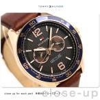 ショッピングTOMMY トミー ヒルフィガー エリック クオーツ メンズ 腕時計 1791367