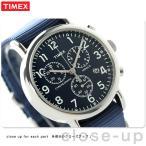 タイメックス ウィークエンダー 40mm クロノグラフ 腕時計 TW2P71300