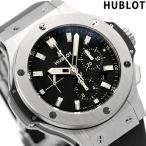 ウブロ HUBLOT ビッグバン スチール クロノグラフ 44mm 自動巻き 301.SX.1170.RX メンズ 腕時計 ブラック