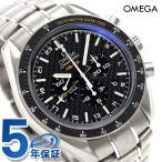 オメガ スピードマスター HB-SIA ソーラーインパルス 自動巻き 321.90.44.52.01.001 OMEGA メンズ 腕時計 ブラック