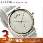 スカーゲン 腕時計 スチール メンズ SKAGEN 355LGSC