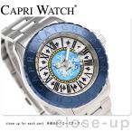 カプリウォッチ CAPRI WATCH フリーマン 42.5mm メンズ Art 5147 腕時計