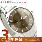 スカーゲン SKAGEN 腕時計 スチール ダークシルバー 531XLSXM1