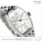 フランク ミュラー カサブランカ 自動巻き メンズ 5850-AT-O-WH 腕時計