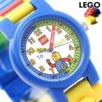 20日からエントリーで最大19倍 【あすつく】レゴウォッチ 子供用 腕時計 タイムティーチャー ボーイ LEGO 9005008