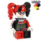 レゴ クロック バットマン ハーレイクイン 目覚まし時計 9009310 LEGO