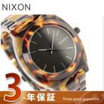 ニクソン NIXON 腕時計 TIME TELLER ACETATE TORTOISE A327-646