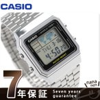 Yahoo!腕時計のななぷれカシオ チプカシ スタンダード LEDライト メンズ 腕時計 A500WA-1DF CASIO