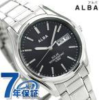 セイコー アルバ ソーラー メンズ 腕時計 AEFD540 SEIKO
