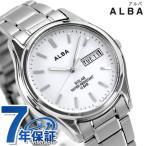 セイコー アルバ ソーラー メンズ 腕時計 AEFD541 SEIKO