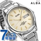 セイコー アルバ ソーラー メンズ 腕時計 AEFD542 SEIKO