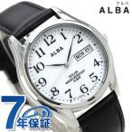 セイコー アルバ ソーラー メンズ 腕時計 AEFD543 SEIKO