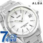 本日さらに+4倍でポイント最大25倍! セイコー アルバ 電波ソーラー メンズ 腕時計 AEFY504 SEIKO ALBA
