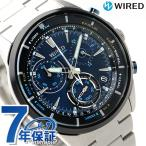 SEIKO WIRED THE BLUE BLUE WIND 腕時計 アナログ AGAW441