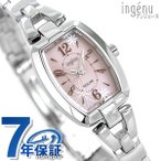 女用手表 - セイコー アルバ アンジェーヌ ソーラー トノーフラワー AHJD058 SEIKO 腕時計