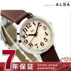 セイコー アルバ リキワタナベ コレクション レディース AKQK409 SEIKO 腕時計