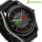 20日からエントリーで最大19倍 アンペルマン キッズ 子供用 腕時計 クオーツ AMA-2034-05