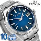 ザ・シチズン 高精度エコ・ドライブ メンズ AQ4000-51L 腕時計 THE CITIZEN