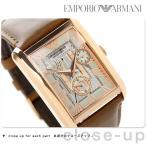EMPORIO ARMANI MECCANICO 腕時計 アナログ AR4247