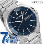 シチズン アテッサ 電波ソーラー メンズ 腕時計 AT6050-54L CITIZEN