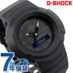 G-SHOCK Gショック デュアルタイム メンズ 腕時計 AW-500BB-1EDR CASIO カシオ オールブラック 黒