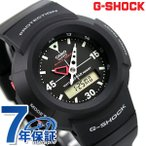 G-SHOCK Gショック デュアルタイム メンズ 腕時計 AW-500E-1EDR CASIO カシオ ブラック