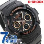 25日ならエントリーで最大16倍 G-SHOCK ワールドタイム クオーツ メンズ 腕時計 AW-591GBX-1A4DR カシオ Gショック