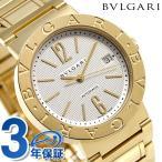 BVLGARI BVLGARI BVLGARI 38mm 腕時計 アナログ BB38WGGDAUTO