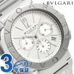 BVLGARI BVLGARI BVLGARI 42mm 腕時計 アナログ BB42WSSDCH