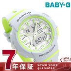 Baby-G フォーランニング レディース 腕時計 BGA-240L-7ADR カシオ ベビーG ランニングウォッチ グレー×イエロー