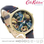 ショッピングキャスキッドソン キャスキッドソン Cath Kidston オックスフォードローズ 36mm CKL001UG 腕時計