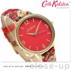 ショッピングキャスキッドソン キャスキッドソン Cath Kidston ガーデンローズ 36mm CKL002RG 腕時計